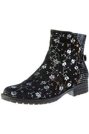 LAURA VITA Women's Gacmayo 02 Ankle Boots, Acier