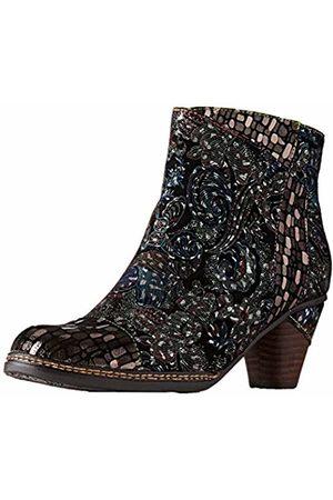 LAURA VITA Women's Alcizeeo 069 Ankle Boots, Noir