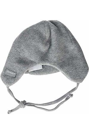 Sterntaler Baby Boys Mütze, Sombrero para Bebés, Plateado (Silber Melange 542) 35 Flat Cap