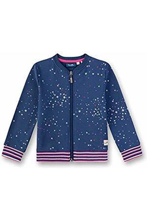 Sanetta Girl's Sweatjacket Sweatshirt, (Urban 50221)