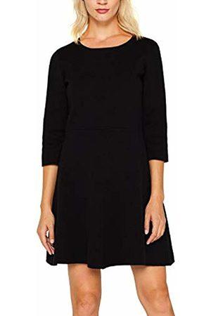 Esprit Women's 089ee1e012 Dress, ( 001)