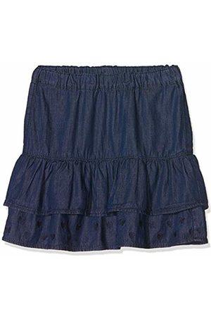s.Oliver Girl's 58.908.79.6077 Skirt, ( Denim Non Stretch 56y7)
