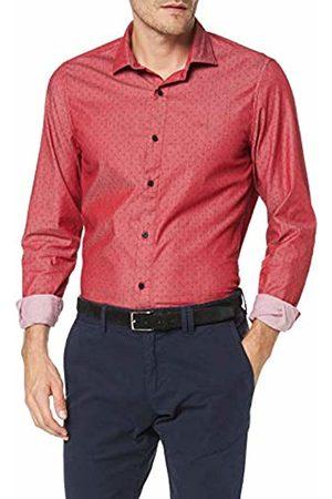 s.Oliver Men's 13.908.21.5241 Casual Shirt, Uniform A
