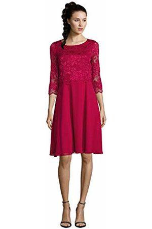 Vera Mont Women's 0057/4825 Dress, Beet 4614