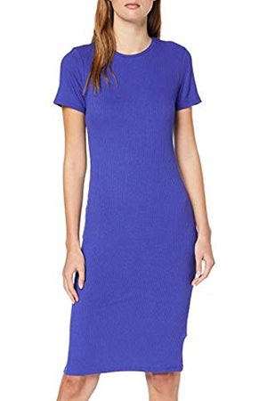 Koton Women's Sommerkleid in Trendiger Rippoptik Party Dress, ( 665)