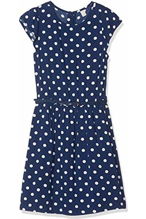 Esprit Kids Girl's Rp3007507 Woven Dress Marine 446