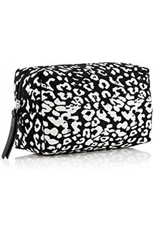 The Handbag Edit Womens Make-up Bag Bag Organiser (Leopard)
