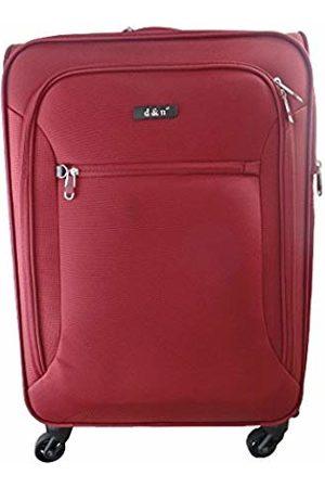 D & N Travel Line 6404 Suitcase 68 cm - 6464-12