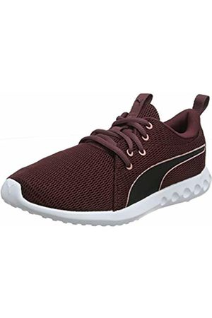 Puma Women's Carson 2 New Core WN's Running Shoes, (Vineyard Wine -Bridal Rose 08)