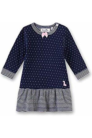 Sanetta Baby Girls Dress, (Deep 5993)