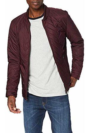 Koton Men's Steppjacke Mit Rippkragen Jacket