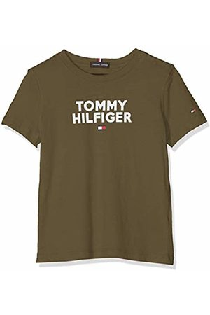 Tommy Hilfiger Baby Boys' Logo Tee S/s T-Shirt