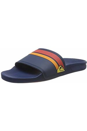 Quiksilver Rivi Slide - Slider Sandals for Men Open Toe / Xbrb
