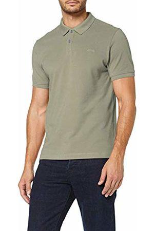 s.Oliver Men's 13.908.35.4586 Polo Shirt, Stone 7805