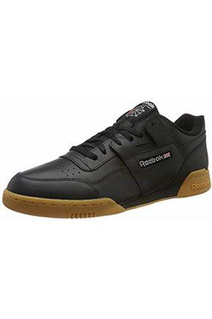 Reebok Men's Workout Plus Gymnastics Shoes, ( /Carbon/Classic Royal-Gum 0)