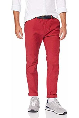 Scotch&Soda Men's Stuart-Classic Garment-Dyed Twill Chino Trouser