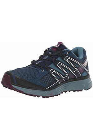 Salomon Women's Trail Running Shoes, X-Mission 3 W, Sargasso Sea/Bluestone/Dark