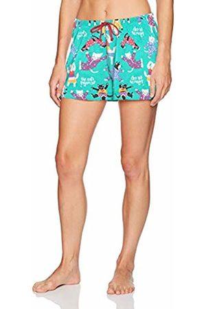 Hatley Little House Women's Printed Boxer Shorts Bottoms