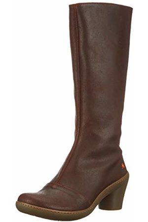Art Women's 1449 Wax Adobe/Alfama Slouch Boots