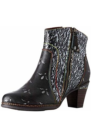 LAURA VITA Women's Agcatheo 51 Ankle Boots, Noir