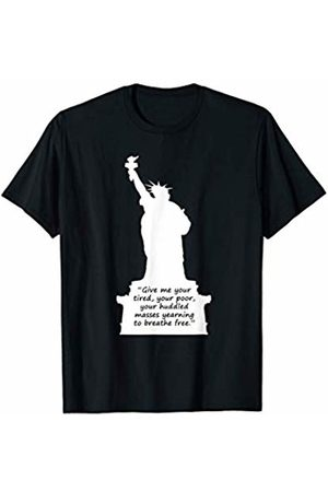 Buy Cool Shirts Statue of Liberty New Colossus Poem T-Shirt