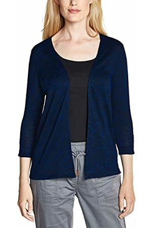 Cecil Women's 313881 Cardigan, (Tinted Ink Melange 11468)
