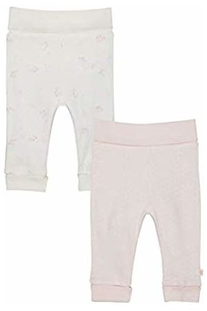 Mothercare Baby Girls' My My First Joggers - 2 Pack Trousers, 130