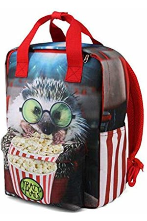 1b8a0bb4a7b0 Krazymals Hedgehog-Dash Backpack Casual Daypack