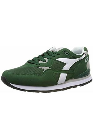 Diadora Men's N.92 Gymnastics Shoes, (Verde Fogliame 70222)