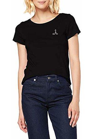 Esprit Women's 079ee1k029 T-Shirt, 001