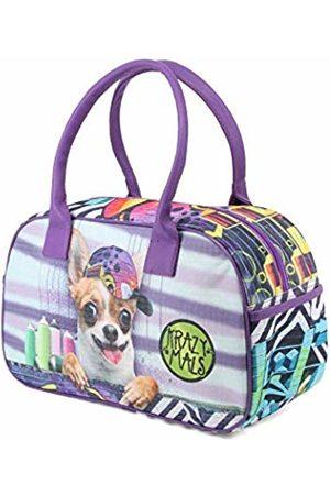 4f301a19596b Krazymals Chihuahua-Bowling Sports Bag Sport Duffel