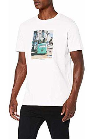 Jack & Jones Men's Jortheo Tee Ss Crew Neck T-Shirt