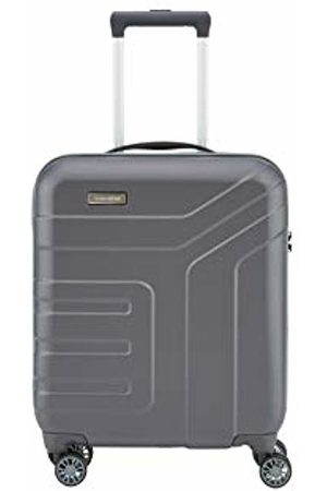 "Elite Models' Fashion Valise trolley ""Vector"" avec 4 roues anthracite Suitcase, 55 cm"