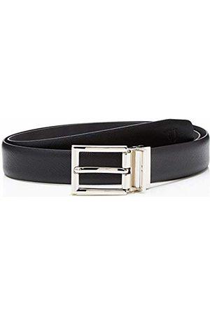 Trussardi Jeans Men's Business Affair Belt Saffiano ( K299)