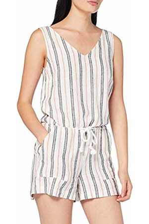 FIND RS-0124 Playsuit for Women, ( / Stripe)