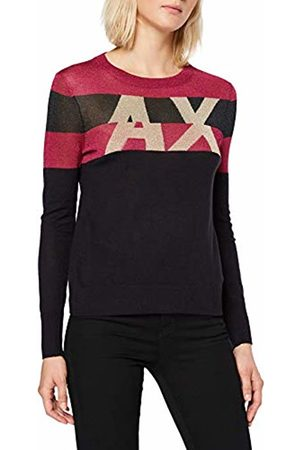 Armani Women's Out of Out of Sync Logo Jumper