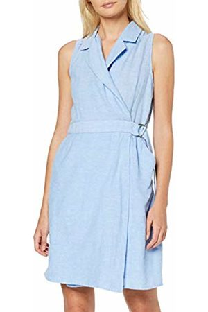 Koton Women's Kleid in Wickeloptik Mit Kragen Party Dress