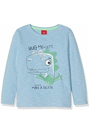 s.Oliver Baby Boys' 65.908.31.8786 Long Sleeve Top, 5312