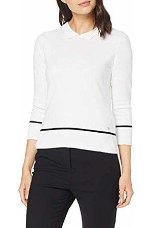 Daniel Hechter Women's Polo Neck Jumper Shirt, ( 60)