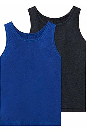 Schiesser Boys' Personal Fit 2Pack Tanks Vest