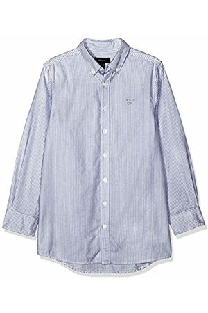 GANT Boy's Archive Oxford Stripe Bd Shirt Blouse, (College 436)