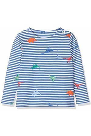 Joules Baby Boys' Harbour Print Longsleeve T - Shirt