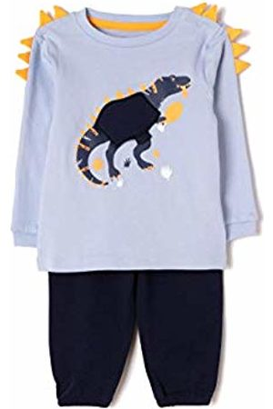 ZIPPY Baby Pyjamas - Baby Boys' Pijama Dinosaurio Zy Pyjama Sets