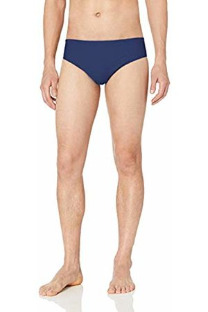 Amazon Men Briefs - Men's Swim Brief Navy