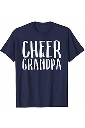 Feels Like Football Threads Mens Cheer Grandpa Proud Papaw of Cheerleaders Sports Fan Gift T-Shirt