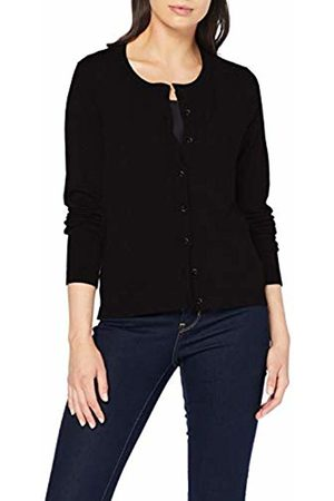 Esprit Collection Women's 999eo1i800 Cardigan, 001