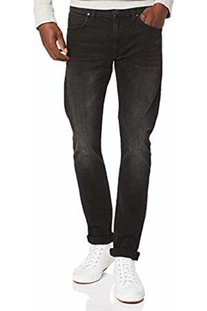 Lee Men's Luke Slim Jeans, (Moto Hl)