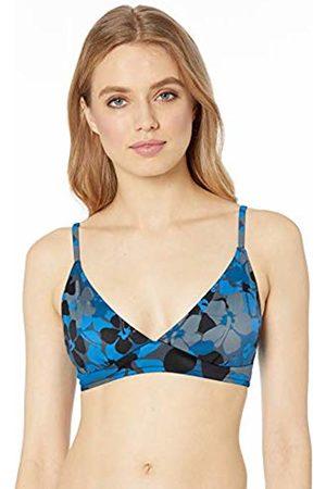 Amazon Classic Bikini Swimsuit Top Floral