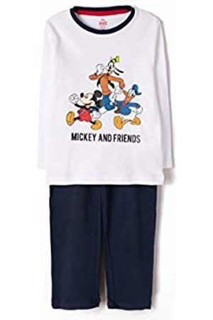 ZIPPY Boy's Pijama Mickey and Friends Pyjama Sets