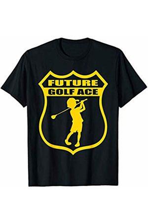 robot-shirts Future Golf Ace T-Shirt